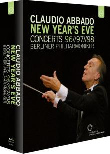 DVD New year's eve par Claudio ABBADO