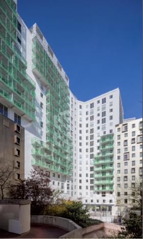 Rénovation immobilière à Courbevoie