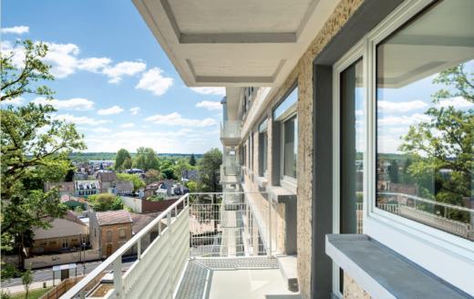Programme de rénovation immobilière à Fontainebleau