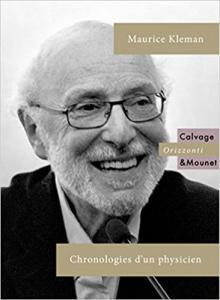 Livre : CHRONOLOGIE D'UN PHYSICIEN de Maurice Kleman (54)