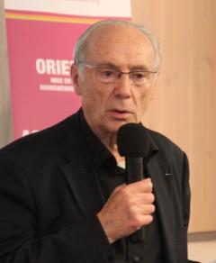 Dominique Thierry, président de France Bénévolat