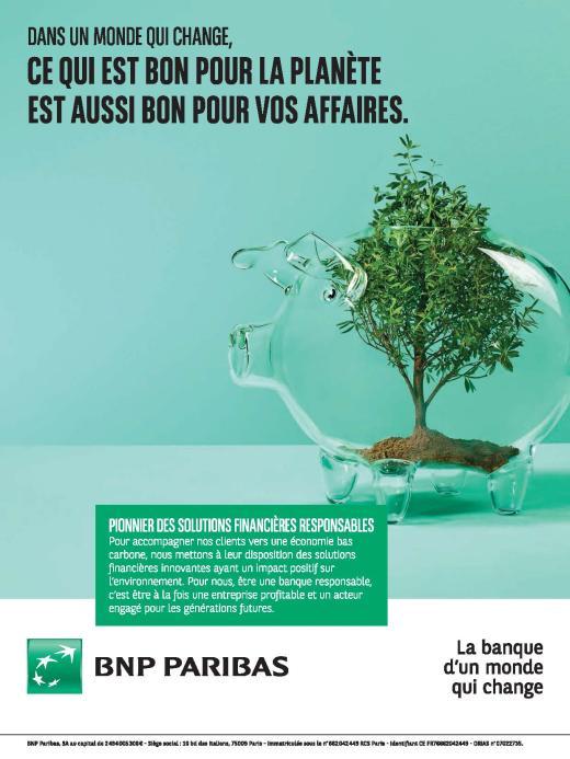 Pub BNP-Paribas