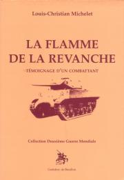 La Flamme de la Revanche, livre de Louis-Christian Michelet