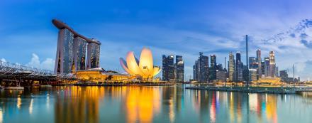 Trouver du travail à Singapour avec LinkedIn