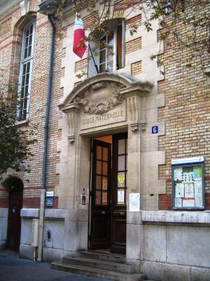 Une école publique française