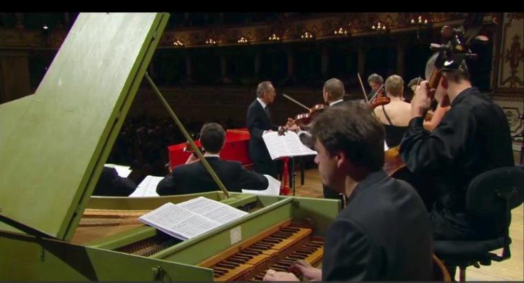 Video des Concertos Brandebourgeois