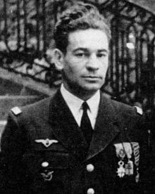Marcel Langer (1938) Résistant polytechnicien