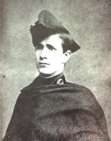 Louis ROSSEL en Grand Uniforme de l'École polytechnique