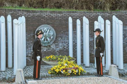 Le monument aux morts polytechniciens pour la Patrie à Palaiseau