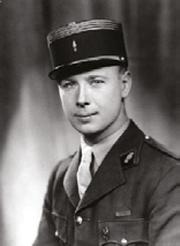 André Dewavrin (1932) dit « colonel Passy », officier du Génie, compagnon de la Libération