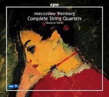 CD : LES QUATUORS DE WEINBERG par le quatuor Danel