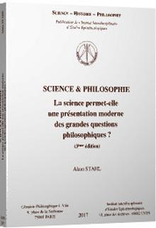 Livre : SCIENCE ET PHILOSOPHIE de Alain Stahl (44)