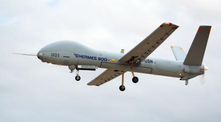 Drone israelien d'Elbit