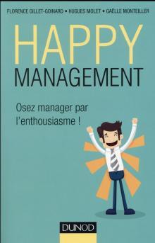 Livre : Happy Management de Gaëlle Monteiller