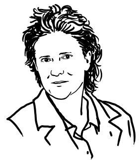 Portrait de Gaëlle Monteiller-Gibert