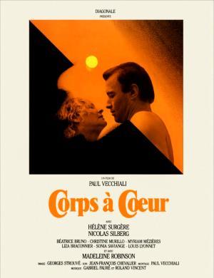 Affiche du film Corps à cœur de Paul Vecchiali