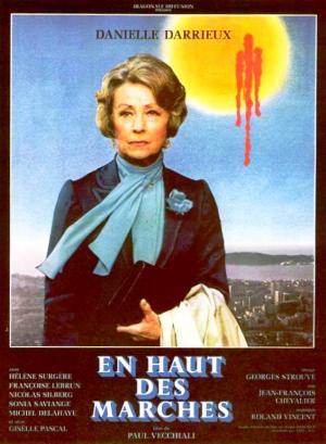 Affiche du film En haut des marches de Paul Vecchiali