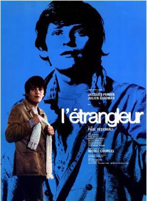 Affiche du film L'étrangleur de Paul Vecchiali