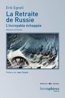 Livre : la retraite de Russie de Erik Egnell