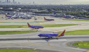 Avions de Southwest Airlines