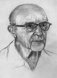 Carl Rogers, psychologue américain (1902-1987)