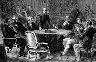 Conseil des ministres d'une autre époque