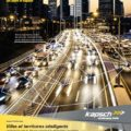 Page de publicité pour Kapsch TrafficCom