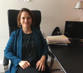 Célia de Lavergne, polytechnicienne et députée