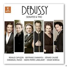 CD : Musique de chambre de DEBUSSY