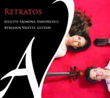CD Musique du Brésil : RETRATOS