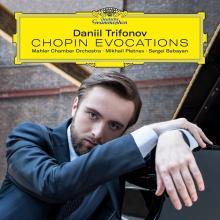 CD Chopin évocations par Daniil Trifonov
