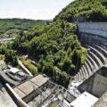Barrage source d'électricité