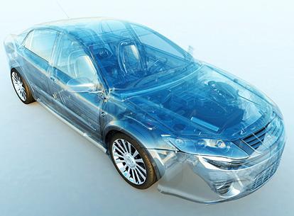 Projet de voiture en résine Elium® de Arkéma