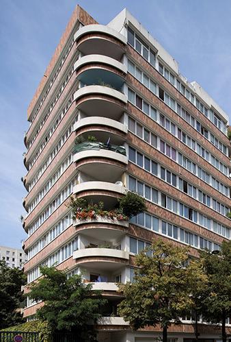 Immeuble-pilote de ENERLIS pour Immobilière 3F