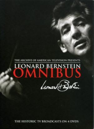 DVD Archives télé américaine, Omnibus par Leonard Bernstein