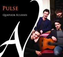 CD Pulse Quatuor de gutares Eclisses