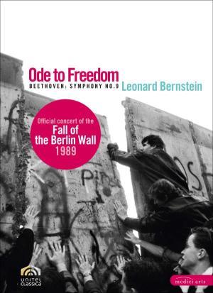 DVD Beethoven symphonie n°9 à la chute du mur de berlin par Leonard Bernstein