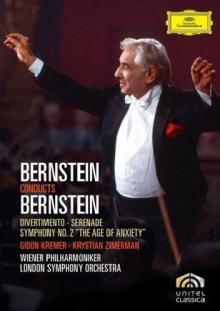 DVD  Leonard Bernstein par lui-même
