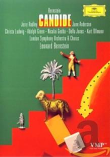DVD Candide de Leonard Bernstein