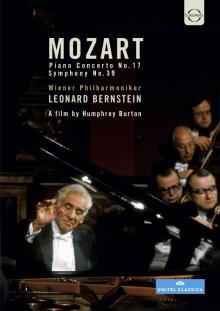 DVD Mozart avec Leonard Bernstein