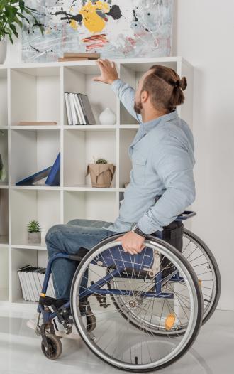 Handicapé à domicile
