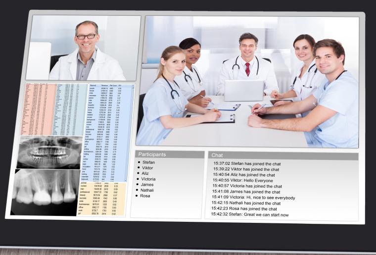 Suivi à distance de consultation médicale
