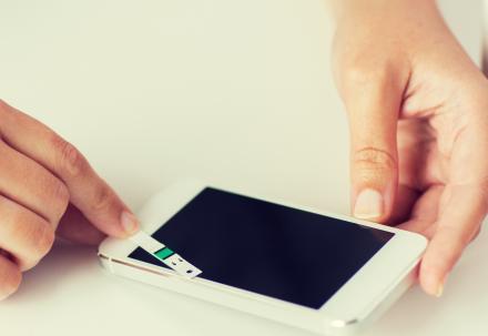 Test médical par smartphone