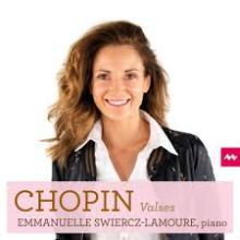 CD Valses de CHOPIN par emmanuelle Swiercz-Lamoure