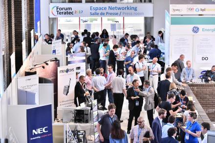 Le Forum annuel de TERATEC à l'École polytechnique