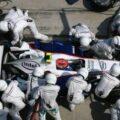 Une équipe de Formule 1