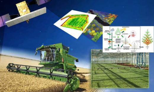 L'agriculture numérique de demain