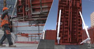 Réalité virtuelle en formation chez Bouygues construction