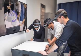 Réalité virtuelle chez EDF