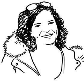 Portrait Marguerite GRAVELEAU, polytechnicienne
